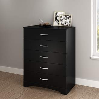 South Shore Furniture South Shore South Shore Step One 5-Drawer Chest, Pure