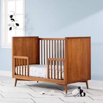 west elm Mid-Century Toddler Bed Conversion Kit - Acorn