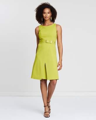 Karen Millen Wrap Mini Dress