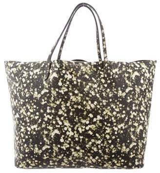 Givenchy Baby's Breath Antigona Large Shopper Tote Black Baby's Breath Antigona Large Shopper Tote