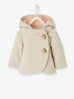 Vertbaudet Cape-Coat for Baby Girls