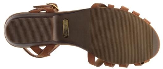 Bass Clementine Flat Sandal