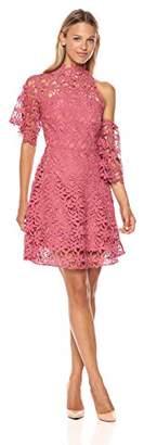 Keepsake The Label Women's Stay Close Lace Mini Dress