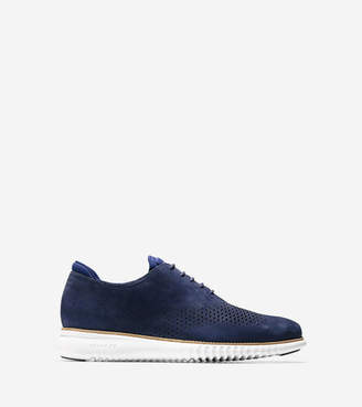 Cole Haan Men's 2.ZERØGRAND Laser Wingtip Oxford