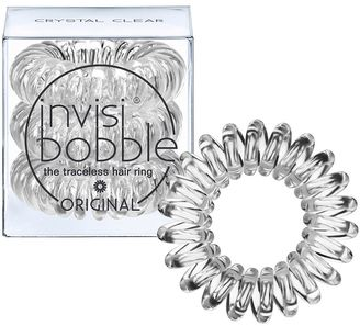 Invisibobble Original The Traceless Ring Hair Tie $7.99 thestylecure.com