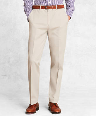 Brooks Brothers Golden Fleece Dobby Chino Trousers