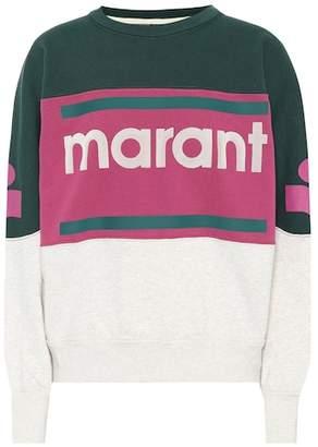 Etoile Isabel Marant Isabel Marant, Étoile Gallian cotton-blend sweatshirt