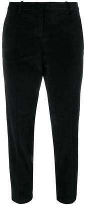 1901 Circolo side stripe cropped trousers