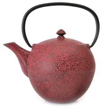 Berghoff Cast Iron Red Teapot