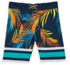 Appaman Little Boy's & Boy's Printed Swim Trunks
