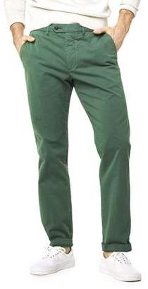 Todd Snyder Tab Front Chino in Green Lawn