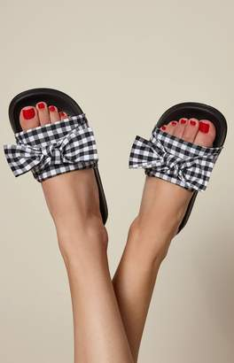 Kirra Bow Slide Sandals