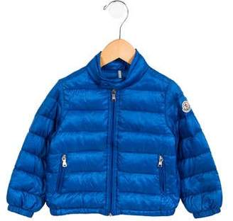 Moncler Boys' Acorus Down Jacket