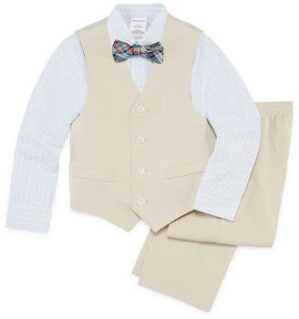Van Heusen 4-pc. Suit Set Preschool / Big Kid Boys