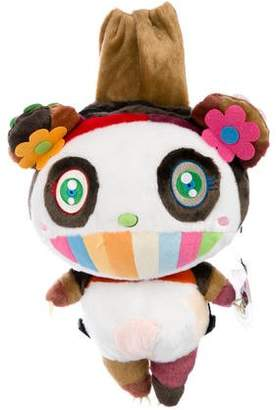 Takashi Murakami for KaiKai Kiki Co. Panda Plush Backpack w/ Tags
