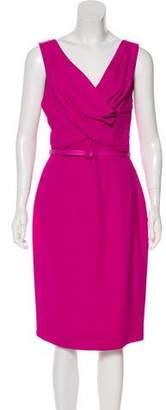 Christian Dior Pleated Midi Dress w/ Tags