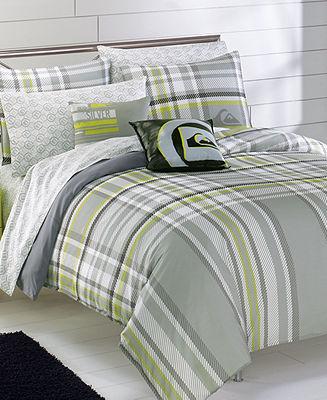 "Quiksilver Bedding, Disruptor 16"" Square Decorative Pillow"