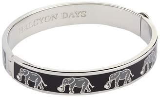 Halcyon Days Elephant Bangle