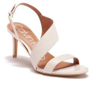 Calvin Klein Lancy Asymmetrical Sandal