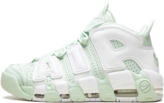 Nike W More Uptempo Barley Green/White