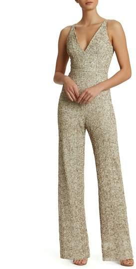 Women's Dress The Population Charlie Sequin Jumpsuit