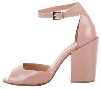 Rachel Comey Leather Ankle Strap Sandals