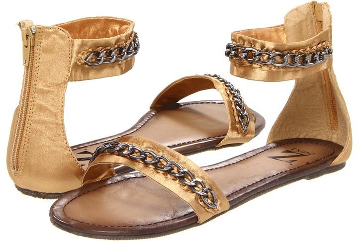 Type Z Bakey (Cream) - Footwear
