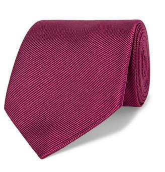 Giorgio Armani 8cm Silk-Twill Tie