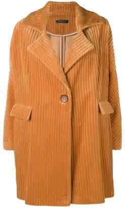Phisique Du Role velvet corduroy coat