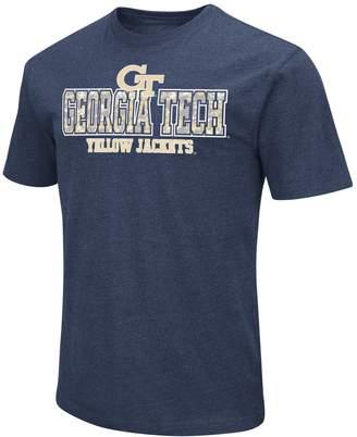 Men's Campus Heritage Georgia Tech Yellow Jackets Team Color Tee