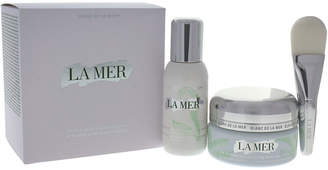 La Mer 3 Pc Set The Brilliance Brightening Mask