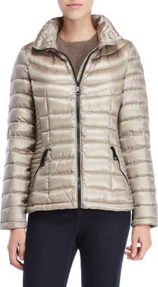 Calvin Klein Solid Packable Down Jacket