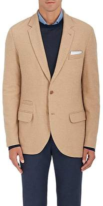 Loro Piana Men's Camel-Hair Three-Button Sportcoat