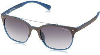 Police Sunglasses SPL161 Game 5 Wayfarer Polarized Sunglasses