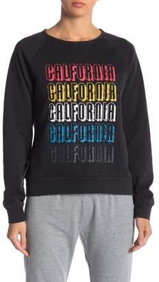 C&C California Raglan Sleeve Sweatshirt