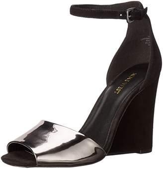 Nine West Women's Roree Suede Dress Sandal