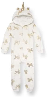 Children's Place The Girl's Unicorn Pajama Onesie (Big Girls & Little Girls)