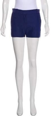 Acne Studios Mid-Rise Mini Shorts