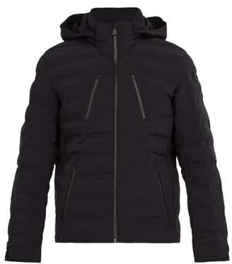 Aztech Mountain - Nuke Suit Down Filled Ski Jacket - Mens - Black