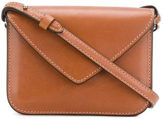 Holland & Holland saddle crossbody bag