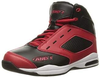 AND 1 Kids' Typhoon AU Basketball Shoe