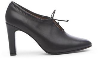 Martiniano - Rue Oberkampf Heels In Black $465 thestylecure.com