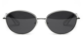 Elizabeth and James Fenn Oval Sunglasses, 57mm $215 thestylecure.com