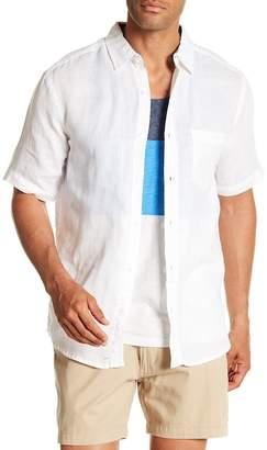 Vintage 1946 Linen Blend Pocket Shirt