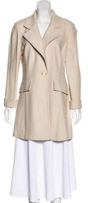St. John Knit Short Coat