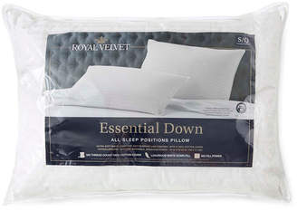 Royal Velvet Essential Down Pillow