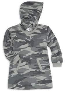 Splendid Baby Girl's& Little Girl's Camouflage Sweater Dress