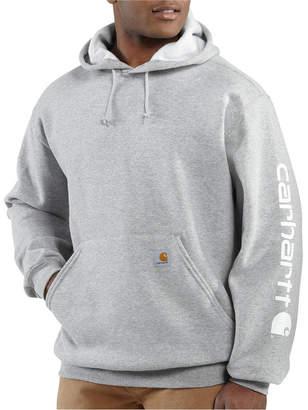 Carhartt Midweight Signature Sleeve Logo Pullover Hoodie - Men's
