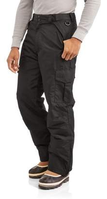 Swiss+Tech Swiss Tech Men's Double Cargo Ski Pants up to size 5XL