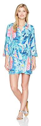Lilly Pulitzer Women's Emerald Beach Cover-up Tunic